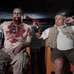 Le dresseur et son zombie