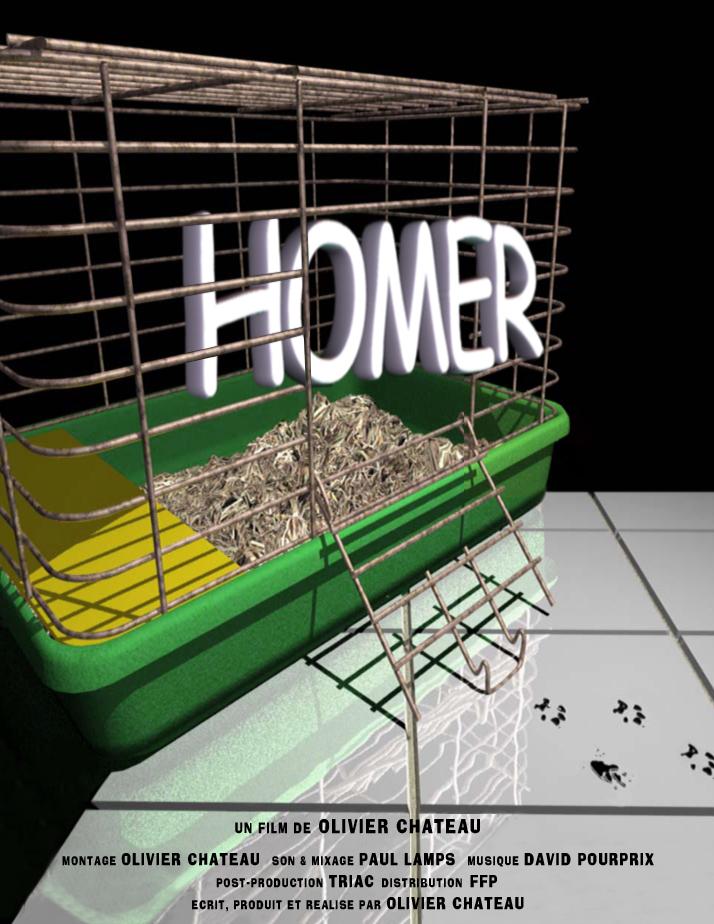 Affiche Homer